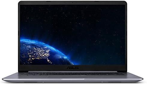 Newest ASUS VivoBook 15.6″ FHD Business Laptop PC, AMD A12-9720P Quad-Core Upto 3.6GHz, 8GB RAM, 128GB SSD, Fingerprint Reader, AMD Radeon R7 Graphics, USB-C, WiFi, HDMI, Windows 10