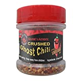 Bhut Jolokia Crushed | Ghost Pepper Flakes (1/2oz)
