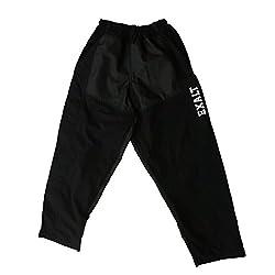 Exalt Paintball Throwback Paintball Pants - Black