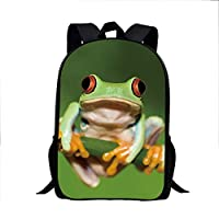 Snake Backpack School Bags Book Bags for Kids