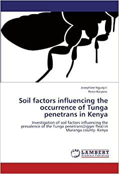 Soil factors influencing the occurrence of tunga penetrans for Soil factors