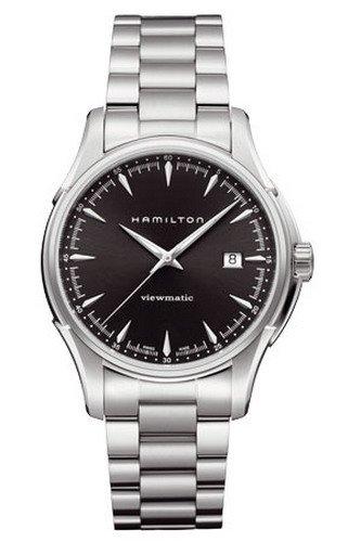 Hamilton H32665131 - Reloj de pulsera hombre, acero inoxidable, color plateado