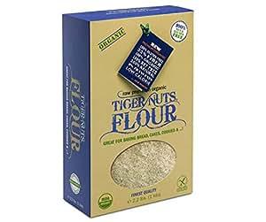 Amazon.com : TIGER NUTS FLOUR, Gluten Free, Organic, Nut