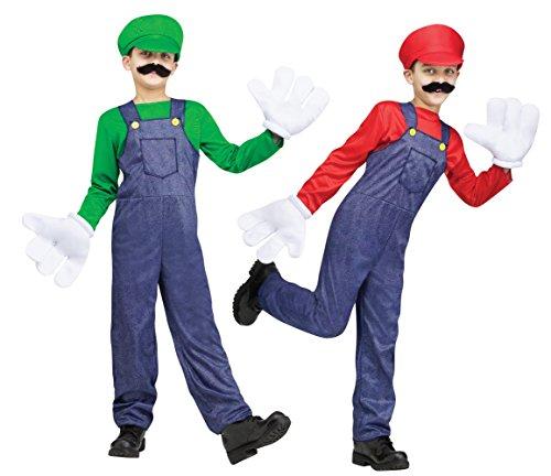 Video Game Guy Costume - (80s Cartoon Costumes)