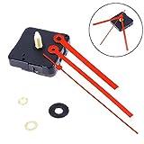 ULTNICE Silent Clock Movement Kits Clock Repair Parts for DIY Clock Replacement Review