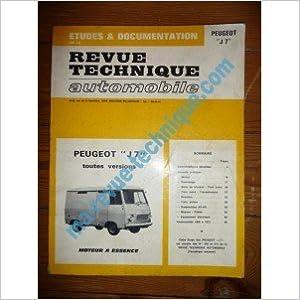 Livres en anglais gratuits à télécharger RRTA0242.0 - REVUE TECHNIQUE AUTOMOBILE PEUGEOT J7 Essence PDF iBook