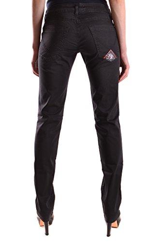 Roy Roger's Mcbi262023o Jeans Cotone Donna Nero SSwzrq