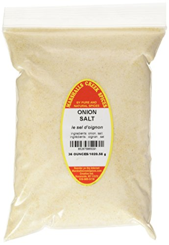 Marshalls Creek Spices Refill Pouch Onion Salt Seasoning, XL, 30 Ounce by Marshall's Creek Spices