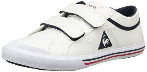 Le Coq Sportif Saint Gaetan Ps Cvs - Zapatillas de deporte Unisex Niños Blanco - Blanc (Optical White)