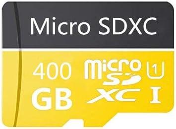 Carte Micro SD Classe 10 256 Go Haute Vitesse Carte Micro SD SDXC avec adaptateur SD