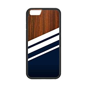 "DIY Phone Case for Iphone6 Plus 5.5"", Wooden Navy Cover Case - HL-R690564"