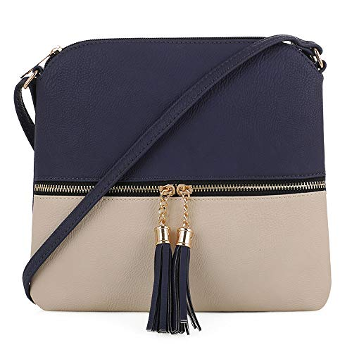 SG SUGU Lightweight Medium Crossbody Bag with