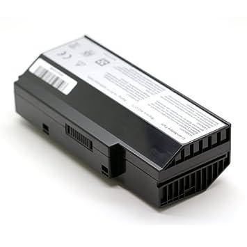 Patines/batería compatible para ordenador PC portátil ASUS G53SX 3d, Asus G53SX 70-NY81B1000Z, 14.4 V 5200 mAh, note-x/DNX: Amazon.es: Informática