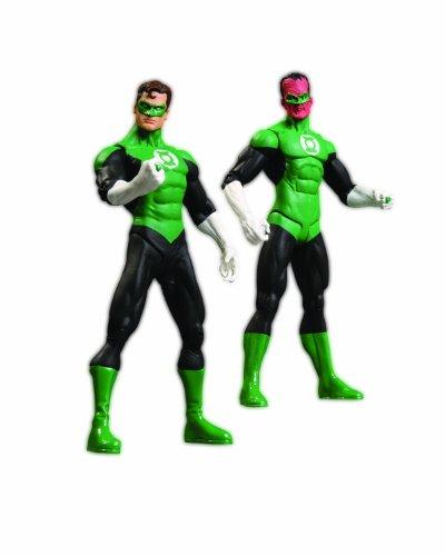 DC Direct Green Lantern Rebirth Action Figure Collector Set