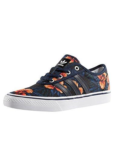Adulto Ease Skateboarding Adi Unisex de Blanco Zapatillas Adidas YxpSq5