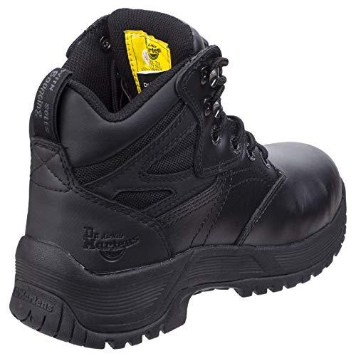 De Dr Sécurité Torness Noir Chaussures Bottines Randonnée Bottes Unisexe Martens awrqwCX