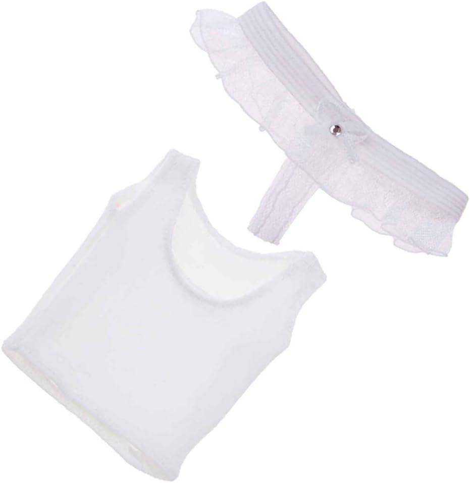 1:6 Soldier Underwear Briefs /& Slim Vest for 12inch Action Figures Hot Toys