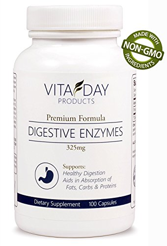 Best PREMIUM Digestive Enzymes Supplement product image
