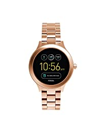 Fossil FTW6000 Smartwatch Digital para Mujer, color