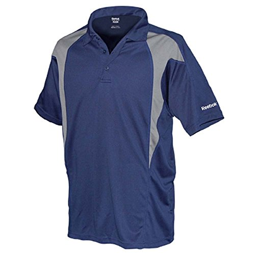 REEBOK GOLF NEW Mens Dri-fit Sport t Shirts 2X 3X 4X 5X POLO Navy 5XL