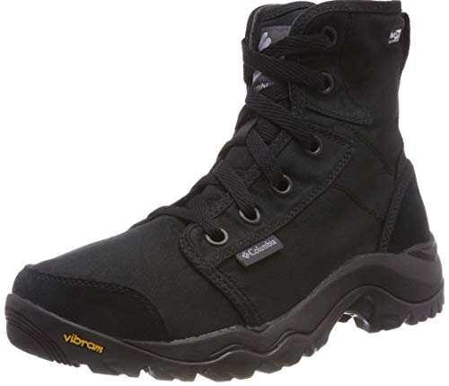 CHUKKA Casual OUTDRY Boots COLUMBIA Black CAMDEN Waterproof Grey Black Women's Columbia Black qY4wnnZB