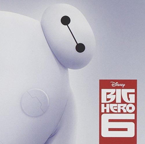 CD : Soundtrack - Big Hero 6 (Limited Edition)