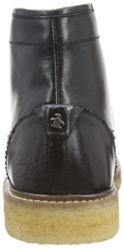 Boots Creasy black Noir Original Penguin Homme T6qFFw