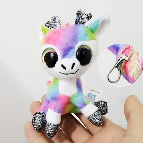 Amazon.com: Grocoto - Llavero con diseño de animales de ...