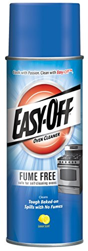 Easy-Off Fume Free Oven Cleaner, Lemon 14.5 oz Can (Pack of 24) by Easy Off
