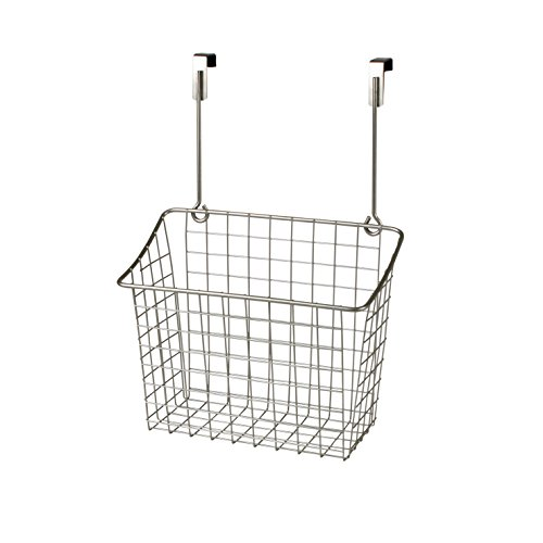 Spectrum Diversified Over-The-Cabinet/Drawer Grid Basket, Large, Satin Nickel by Spectrum Diversified