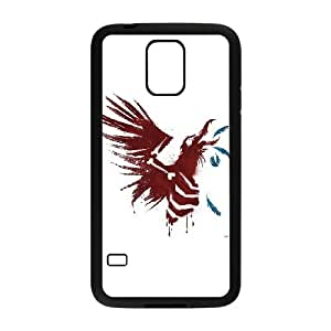 infamous second son Samsung Galaxy S5 Cell Phone Case Black xlb2-075871