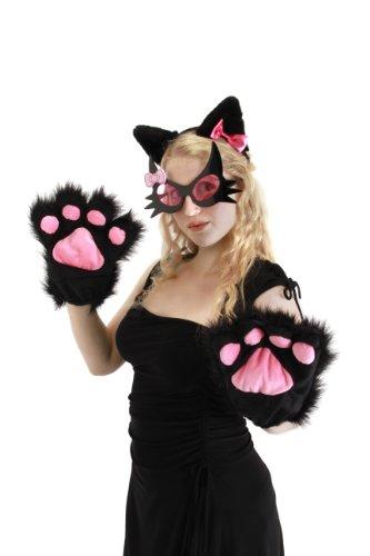 elope Kitty Glasses, Black, One - Glasses Seventh Street