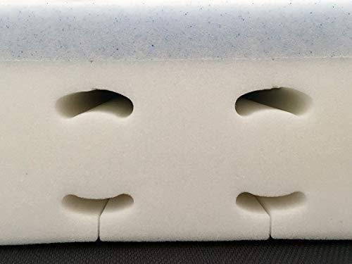 Duermete Cama Articulada Eléctrica Reforzada + Colchón Dorsal Viscoelástico 21cm Grosor, 80 X 180: Amazon.es: Juguetes y juegos