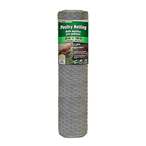(YARDGARD 308495B Fence, 150 Foot, Silver)
