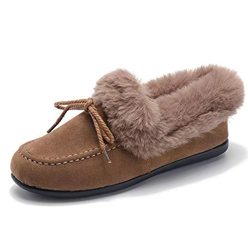 HOESCZS Stiefel Martin Schnee Stiefel Stiefel Stiefel Damenmode Kurze Rohr Bogen Baumwolle Schuhe Studenten Flache Untere Wilde Frauen Schuhe Mode 29b6a0
