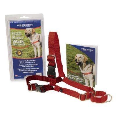 Easy Walk - Arnés para tamaño pequeño, color rojo por Premier ...