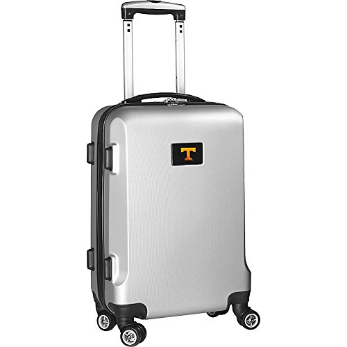 ncaa-tennessee-volunteers-carry-on-hardcase-spinner-silver