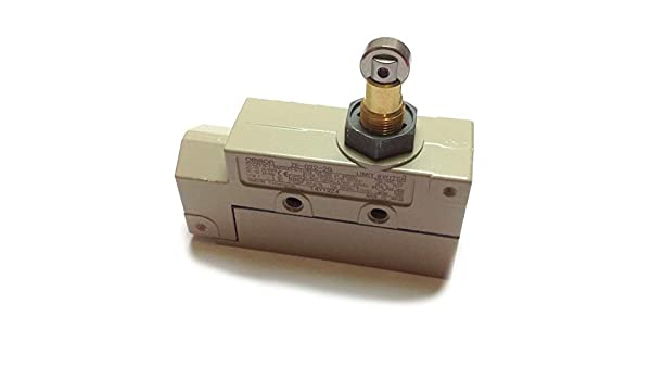 125 VAC Omron ZEQ222G Enclosed Limit Switch 15 A 2.45-3.43 N Operating