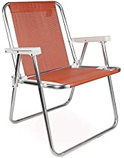 Mor - Cadeira Alta Alumínio