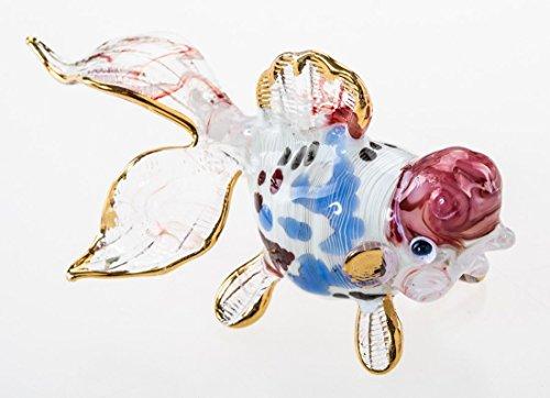 Goldfish Glass - 9