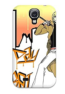 For Galaxy S4 Premium Tpu Case Cover Bleach Protective Case 4081115K88113512