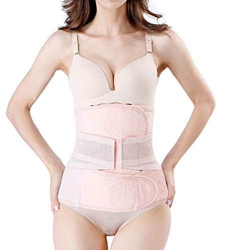 Postpartum Girdle C-Section Recovery Belt Back Support Belly Wrap Belly Band Shapewear