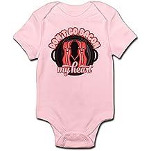 CafePress Emoji Dont Go Bacon My Heart - Cute Infant Bodysuit Baby Romper