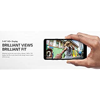 """LG Prime 2 (16GB) 5.45"""" FullVision HD+ Display, 3,000 mAh All Day Battery, 4G LTE GSM AT&T Unlocked for All GSM Carriers - LM-X320AA (16 GB)"""