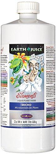 Hydro organics hoem35042 1 quart hydro organics earth for Earth elements organics