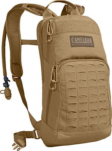 Camelbak Mule - CamelBak Mule Hydration Pack, Coyote Tan, with 100oz (3.0L) Mil-Spec Crux Reservoir