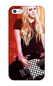 Premium Avril Lavigne Desktop Heavy-duty Protection Case For Iphone 6 plus(5.5)