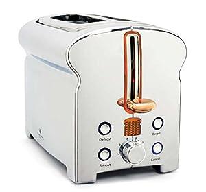 Amazon Com Michael Graves Diseos 2slice Toaster Kitchen