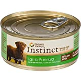 Nature's Variety Instinct Grain-Free Lamb Canned Dog Food, 5.5 oz., Case of 12, My Pet Supplies
