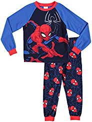 Boys 2-Piece Cotton Pajama Set, Top & Jogger P